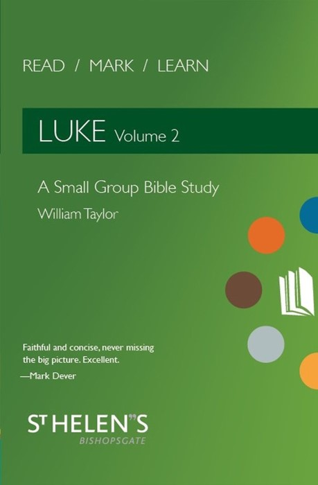 Read Mark Learn: Luke Vol. 2 (Paperback)