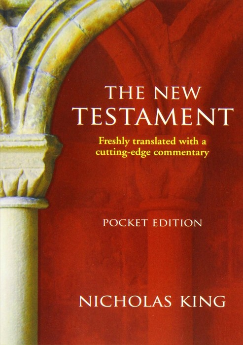 The New Testament Pocket Edition (Paperback)
