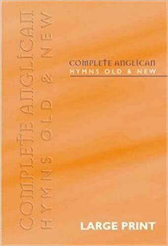 Complete Anglican Large Print Words (Paperback)