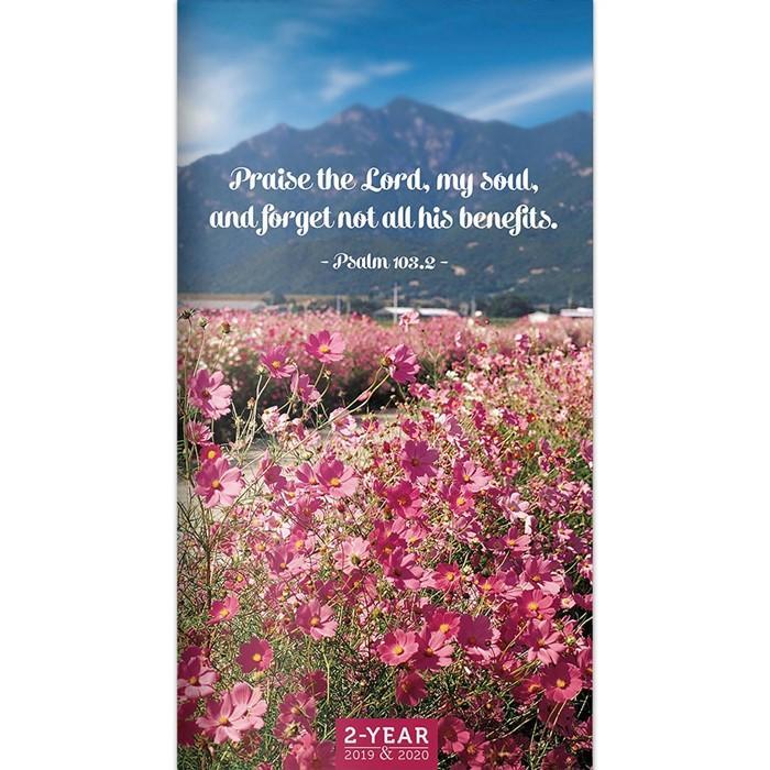 2019-2020 Psalms 2-Year Pocket Planner (Calendar)