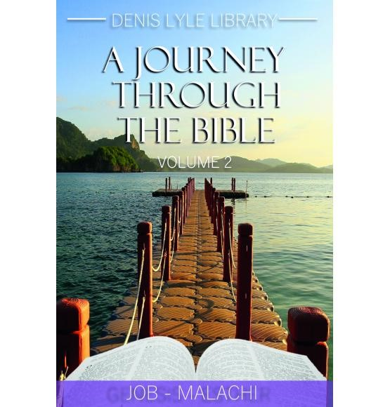 Journey Through The Bible Volume 2 (Paper Back)