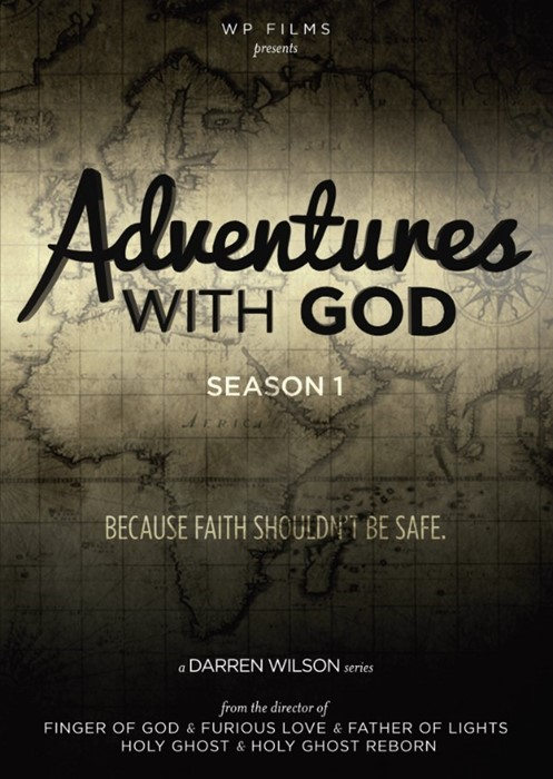Adventures With God DVD (DVD)