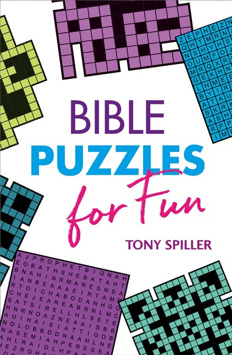 Bible Puzzles For Fun (Paperback)