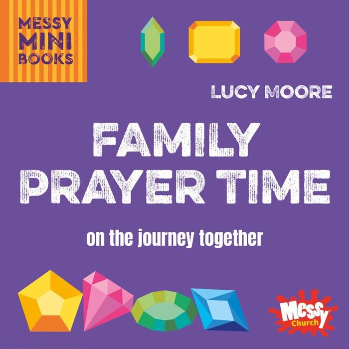 Family Prayer Time (Paperback)