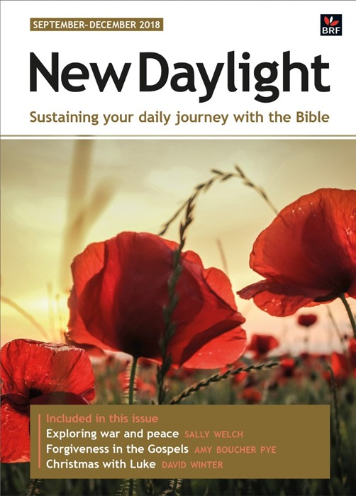 New Daylight September-December 2018 (Paperback)