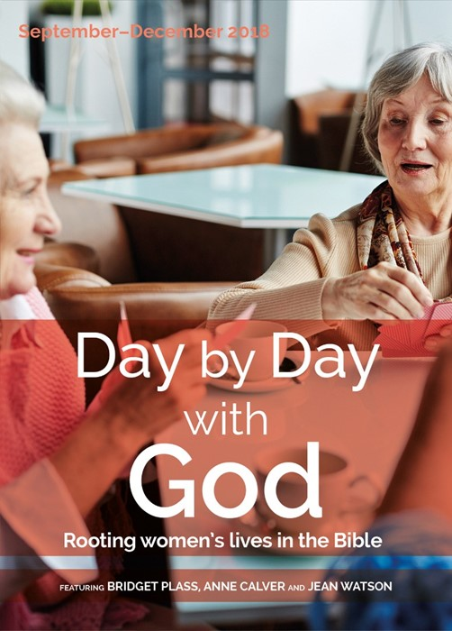 Day By Day With God September-December 2018 (Paper Back)