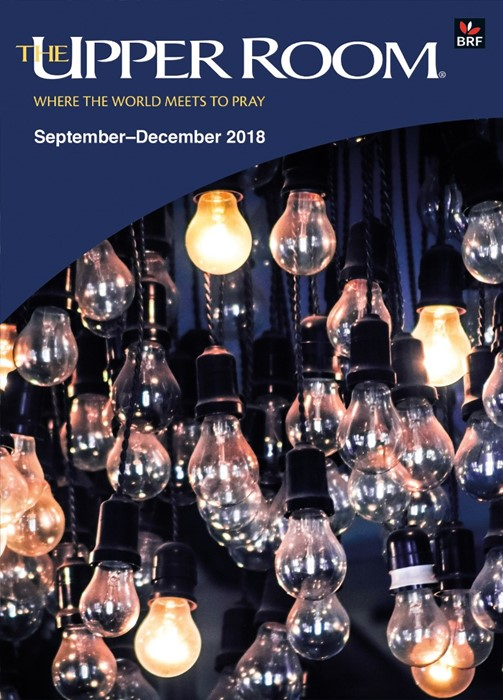 The Upper Room September-December 2018 (Paper Back)