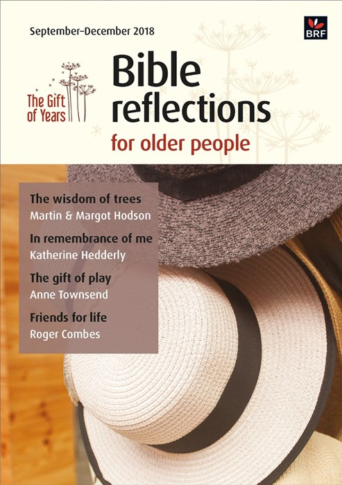 Bible Reflections For Older People September-December 2018 (Paper Back)