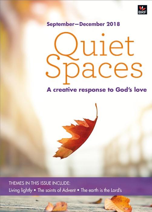 Quiet Spaces September-December 2018 (Paper Back)