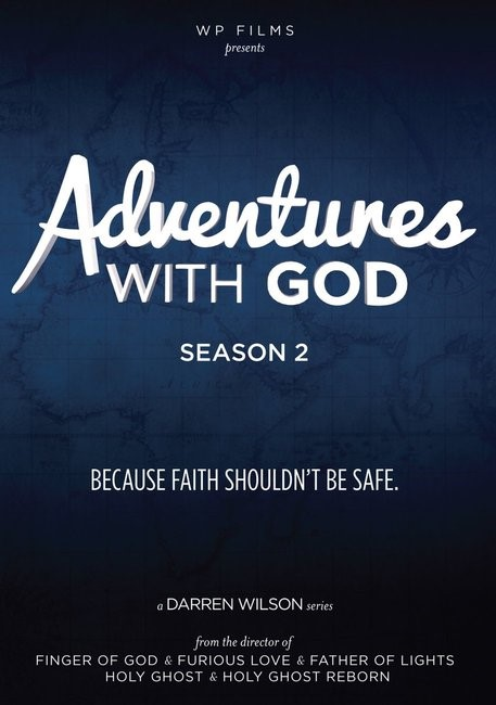 Adventures With God Season 2 DVD (DVD)