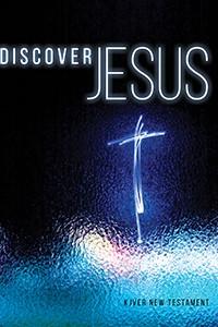KJVER Discover Jesus New Testament (Paperback)