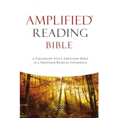 Amplified Reading Bible (Hard Cover)