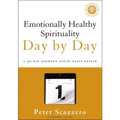 Emotionally Healthy Spirituality Day By Day (Paperback)