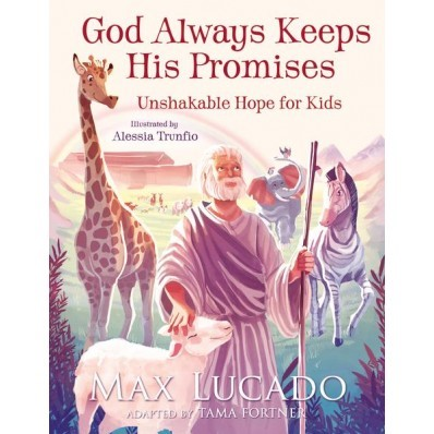 God Always Keeps His Promises (Hard Cover)