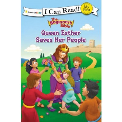 Beginner's Bible, The: Queen Esther Saves Her People (Paperback)