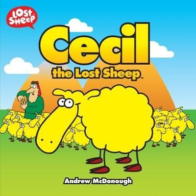 Cecil The Lost Sheep (Paperback)