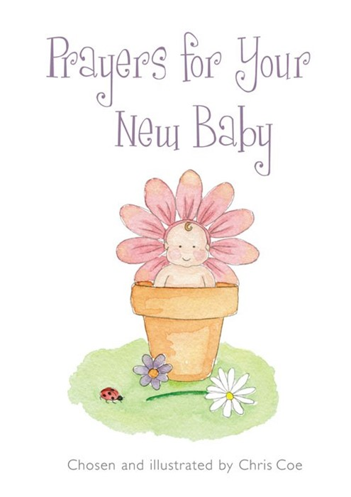 Prayers For Your New Baby (Paperback)