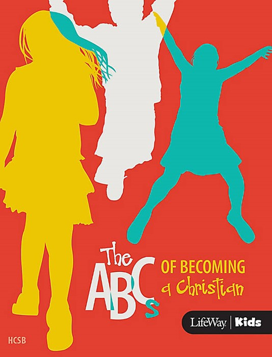 ABC's Of Becoming A Christian: CSB (Paperback)