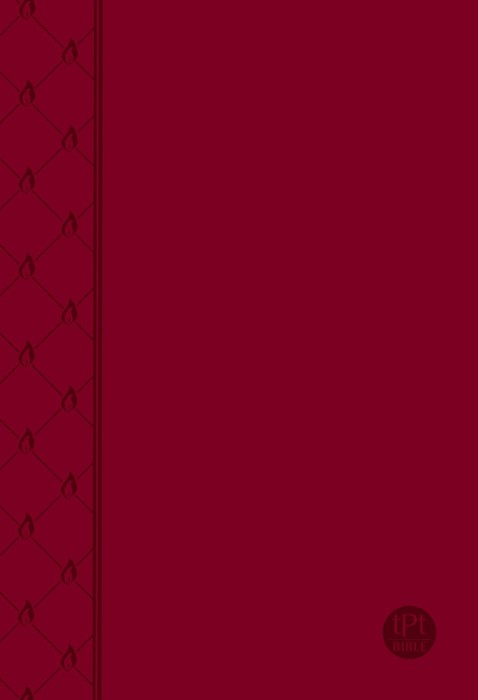 Passion Translation New Testament 2nd Edition, Red (Imitation Leather)