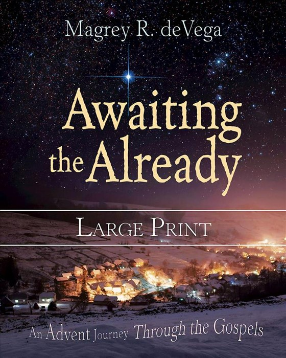 Awaiting The Already Large Print (Paperback)