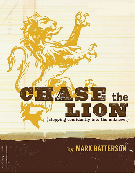 Chase The Lion DVD Set (DVD)