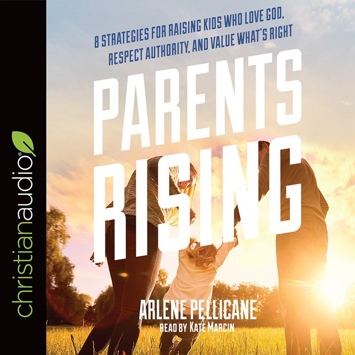 Parents Rising Audio Book (CD-Audio)