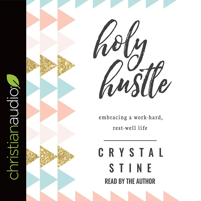 Holy Hustle Audio Book (CD-Audio)