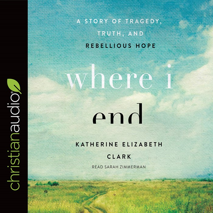 Where I End Audio Book (CD-Audio)