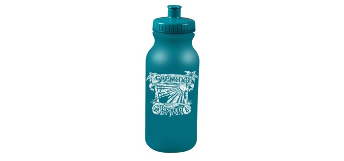 Shipwrecked Alternate Water Bottle