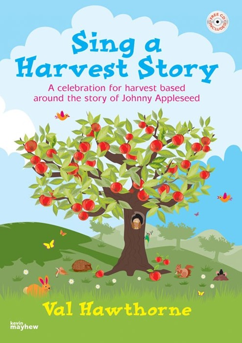 Sing A Harvest Story (Paperback)