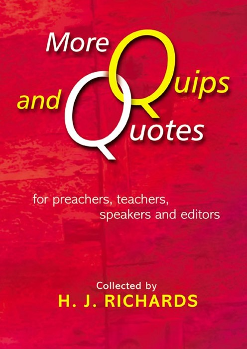 More Quips And Quotes (Paperback)