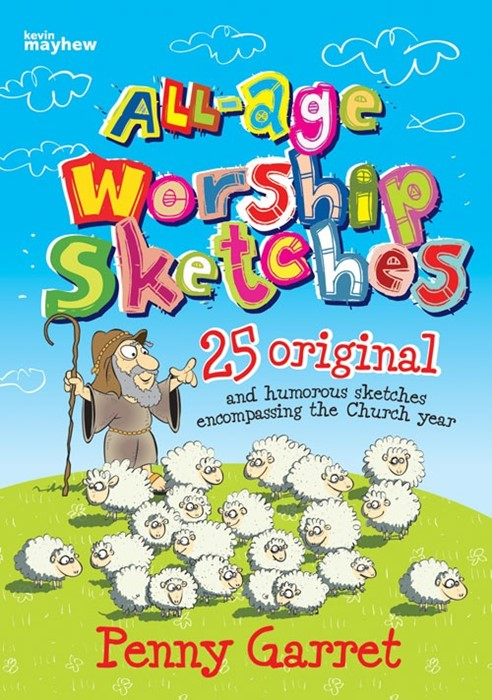 All-Age Worship Sketches (Paperback)