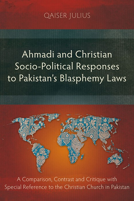 Ahmadi and Christian Socio-Political Responses to Pakistan (Paperback)