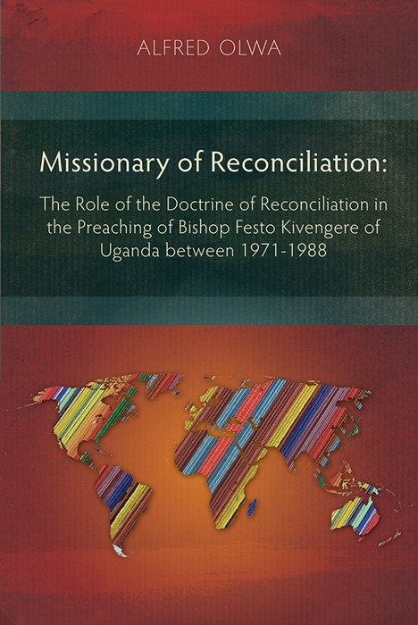 Missionary of Reconciliation (Paperback)