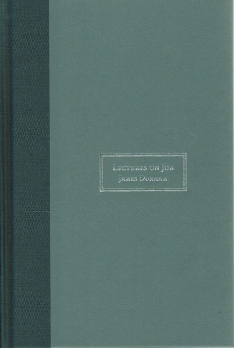 Lectures On The Book Of Job (Hard Cover)