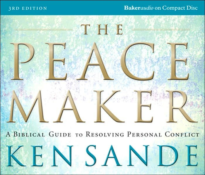 The Peacemaker (CD-Audio)