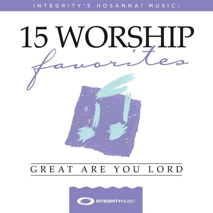 15 Worship Favourites CD (CD-Audio)