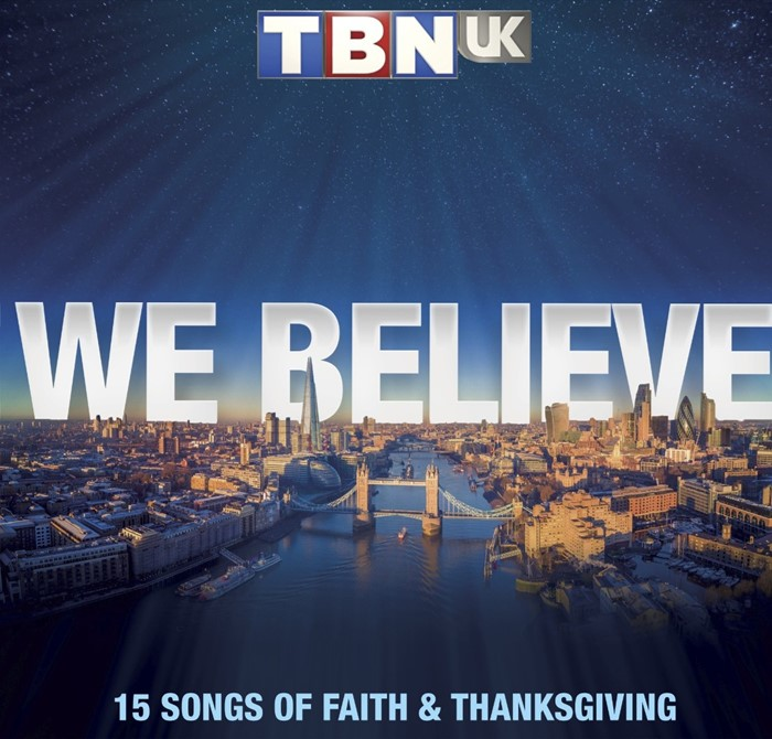 TBN UK We Believe CD (CD-Audio)