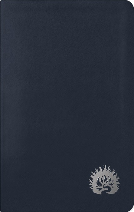 ESV Reformation Study Bible, Condensed Edition, Navy (Imitation Leather)