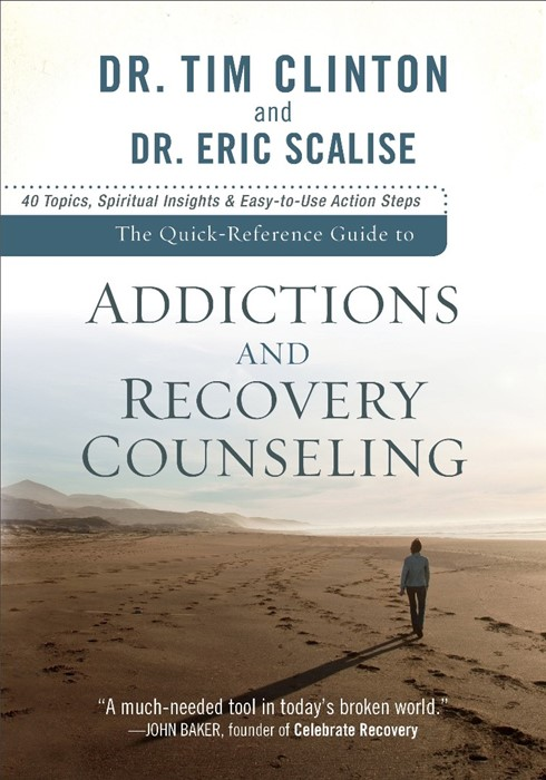 Quick-Reference Guide To Addictions And Recovery Counsel, Th (Paperback)