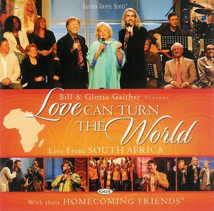 Love Can Turn The World CD (CD-Audio)