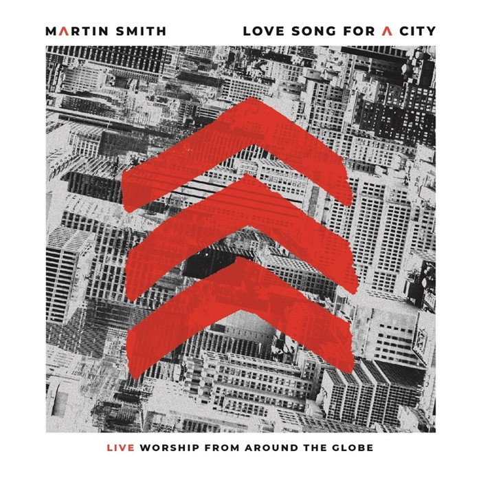 Love Song For A City (Live) CD