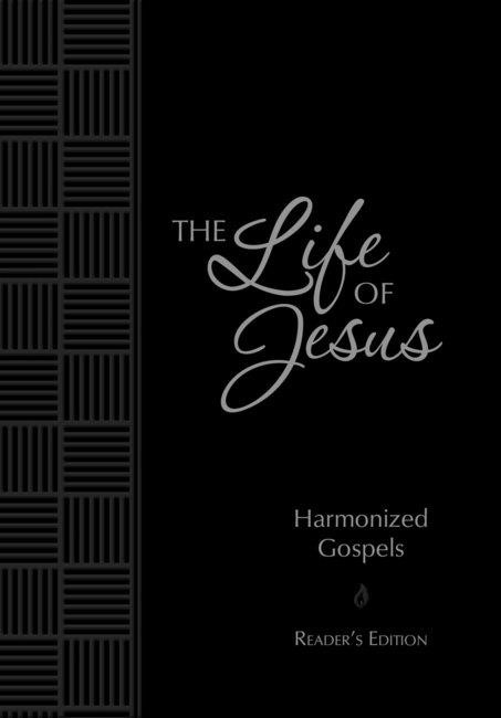 Passion Translation: The Life Of Jesus (Imitation Leather)
