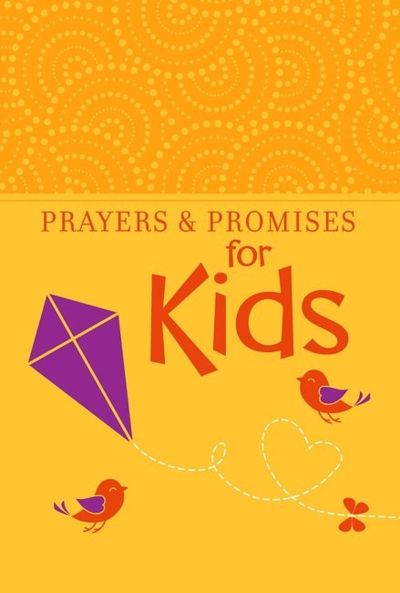 Prayers And Promises For Kids (Imitation Leather)