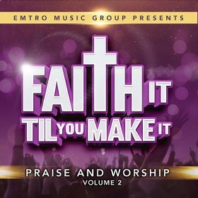 Faith It Till You Make It CD (CD-Audio)