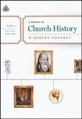 Survey of Church History, Part 1 A.D. 100-600 DVD, A (DVD)