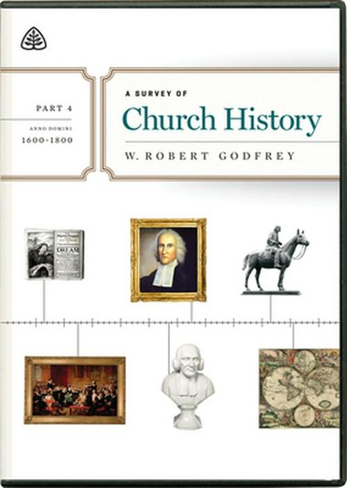 Survey of Church History, Part 4 A.D. 1600-1800 DVD, A (DVD)