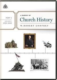 Survey of Church History, Part 6 A.D. 1900-2000 DVD, A (DVD)