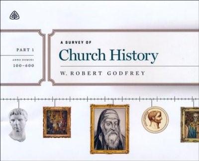 Survey of Church History, Part 1 A.D. 100-600 CD, A (CD-Audio)