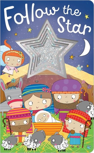 Follow The Star (Board Book)